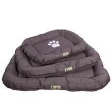 oxford waterproof dog cushion