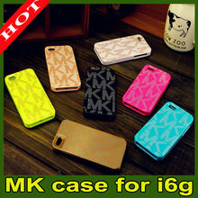 NEW MICHAEL KORS MK hard Case Black Pink Red Brown Blue for iPhone 5/5S