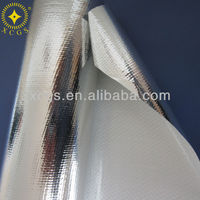 woven polypropylene fabric /aluminium foil roof insulation /ceiling insulation