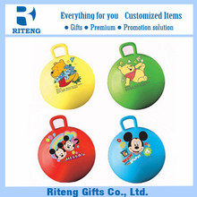 cute design rubber jumping ball for OEM