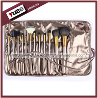 Hot Products Wholesale Naked Brush Set 12 pcs Makeup Kit for Girls Cosmetic Makeup Brushes Set