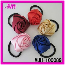 2015 fashion jewelry girl unique hair accessory flower hair band MJH-100089-5