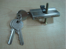 High Quality Iron Cylinder Locks W/UV Card (CY60) Made in China