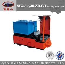 Cty2.5 subterrânea locomotiva elétrica para a mineração