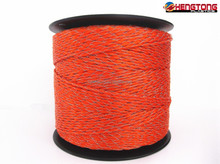new product twisted polyrope for electric fence with high quality