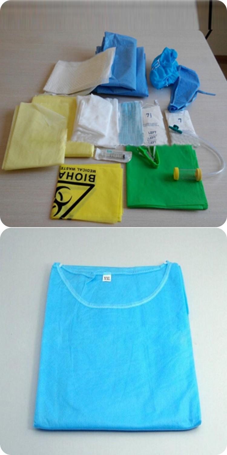 Disposable Hospital Delivery Kit/medical Birthing Kit ...