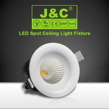 9w aluminum round cob led spot with CE,RoHS