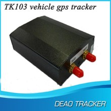 TK103 Vehicle Car GPS/GSM/GPRS/SMS Tracker, Real-time, Google Map, Phone, WEB