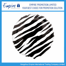 Promotional Good Quality Stripe Custom Make Foil Balloons