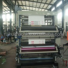 Roll type 5 colors Flexographic Printing Machine for ton bag