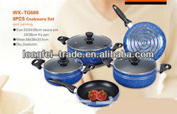 With Removable Handles Elegant First Horse Cookware Set