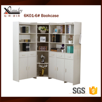 4 Drawer Movable File Cabinet