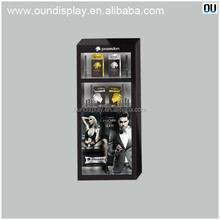 lockable vaping 30ml e-liquid bottles display case acrylic