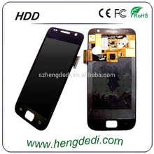 for Galaxy S4 I9500 I9505 Full LCD Screen Touch Screen Digitizer + Middle Frame Board for Samsung Galaxy S4 i9500