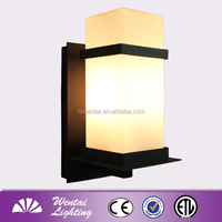 E27 100W wall bracket light fitting