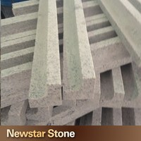 Chinese carved natural granite skirting board