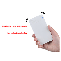 Z-406 Zooming Attractive gifts universal portable power bank&USB flash disk,new power bank