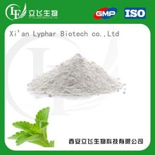 ISO Factory Lyphar Supplys Bulk Pure Stevia Extract