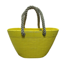 China factory OEM silicone waterproof outdoor beach bag for women