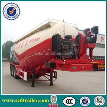2015 amplamente utilizado na china de cimento a granel caminhão tanque