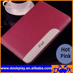 PU Leather Ultra thin Cover for Apple iPad mini Smart Case Holder Stand Magnet Auto Wake up/Sleep Credit Card Wallet
