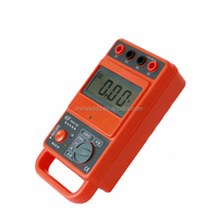 2000 Ohm 4 terminals digital Earth Resistance Tester