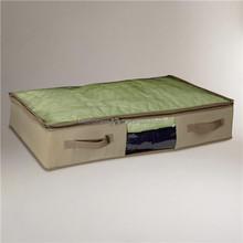 pvc cover Underbed storage bag,quilt storage bag,jumbo storage bags