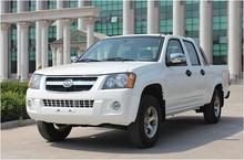 China petrol pickup truck double cab