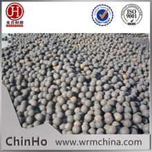 high chromium steel forging grinding ball for mill & cement mill machine