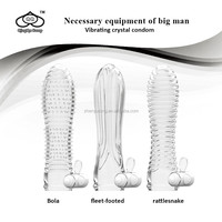 hot new products for 2015 of vibrating condom factory