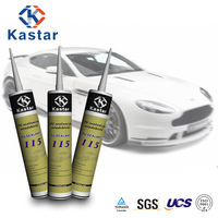 Good water & age resistant polyurethane sealant for auto side glass installing
