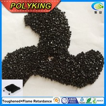Engineering plastics injection molding flame retardant ABS/PC