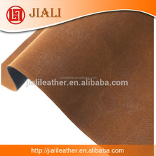Factory wholesale synthetic nubuck leather for shoes