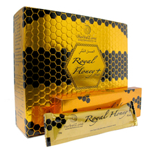 Royal Honey Plus (paper packaging 10 sachets)