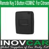 Auto Remote Key 3Button 433NHZ For Citroen Car Remote Key