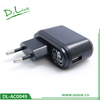 USB Wall Chargers AC 110-240V USB Travel Charger For All USB Devices