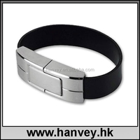 Silicon bracelet usb memory stick wristband usb flash drive