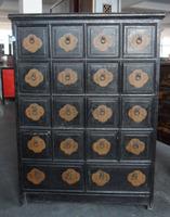 Chinese antique medicine cabinet LWB689