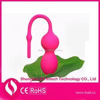 kegel exerciseWifi App Control Young Girl Vagina Masturbator china manufactoryChange Within 10 Days kegel ball vagina tightness