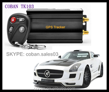 IOS & Android app GPS Car tracker with sim card provided fleet managerment gps localizer