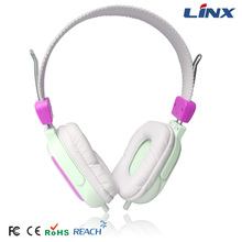 Stereo MP3 headphone professional with control talk
