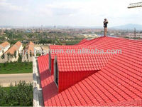 Guangzhou roofing tiles, High temperature tiles
