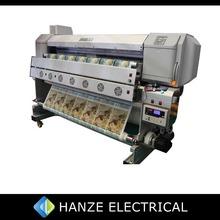 Mutoh valuejet 1638 industrial large format digital inkjet dye sublimation direct to textile fabric plotter printer machine sale
