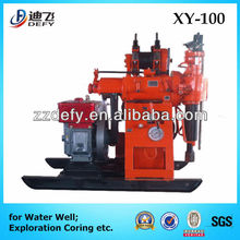2013 latest trailer mounted drill geophysical equipment XY-100