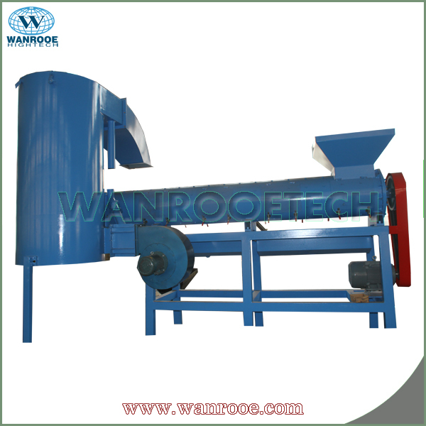 PET bottle Plastic Recycling Plant