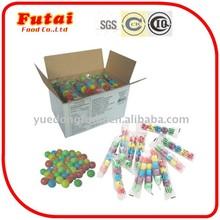 10g Boxed multiple fruity bubble ball gum
