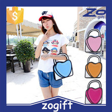 ZOGIFT 3D cartoon bags 3D Style 2D Comic Cartoon Animation REAL Canvas Messenger Bag U.S. SELLER!