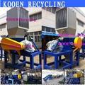 Triturador de plástico/triturador plástico/triturador de plástico
