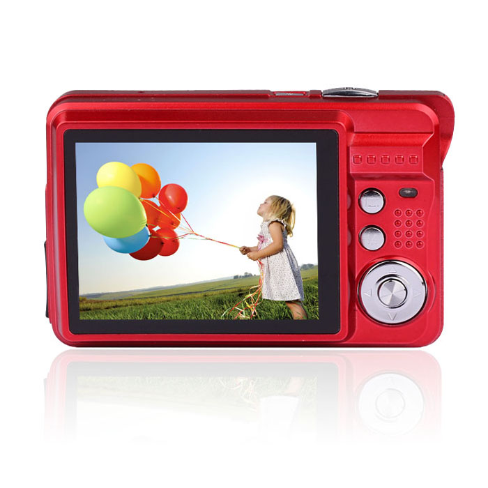 Цифровая фотокамера Other 18MP 2,7/tft LCD 720P HD 8 X /shake 3 Sytles Lucky20142015