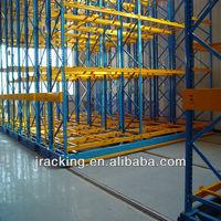 Nanjing Jracking Warehouse Storage Pallet Sliding Rack